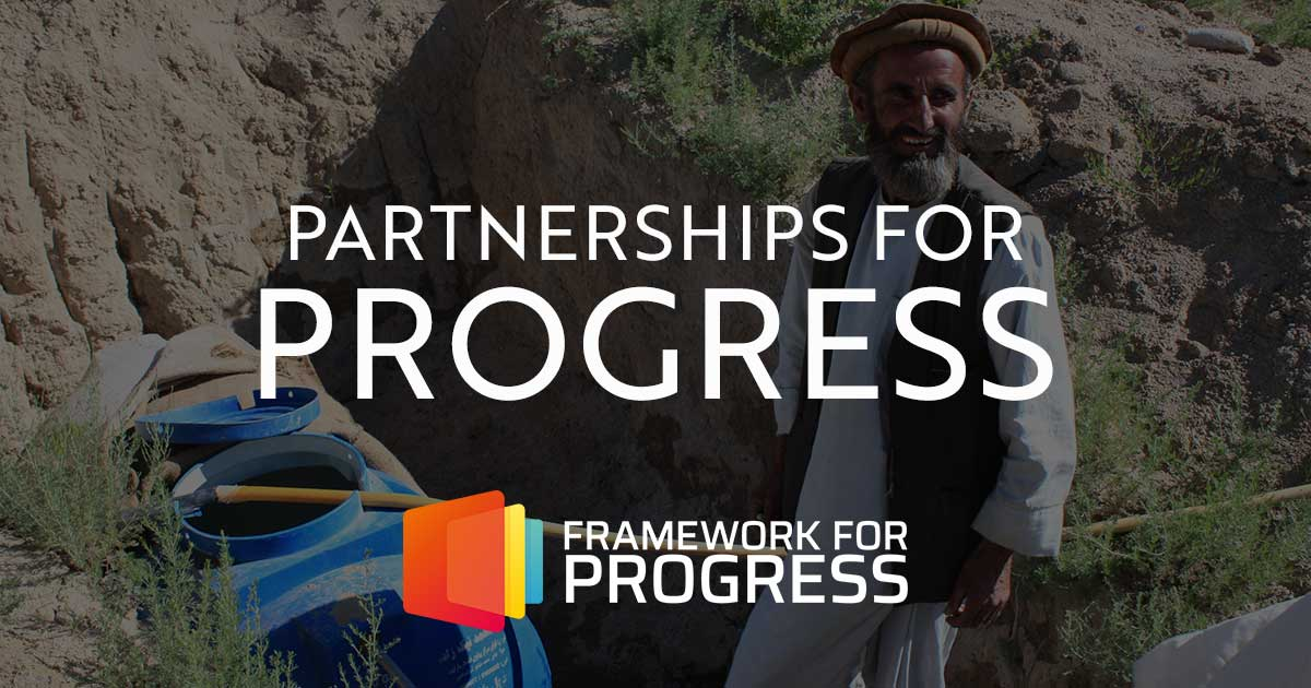 Partnerships for Progress